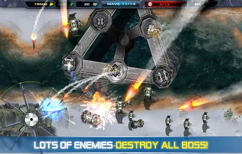 Tower defense-Defense legend 2 4