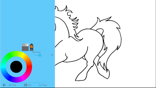 Download Horse Coloring Pages Games Google Play softwares ...