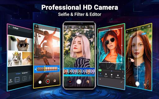 HD Camera Pro & Selfie Camera 1.7.8 screenshots 1