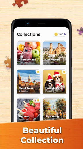 Jigsaw Puzzles - HD Puzzle Games modavailable screenshots 4