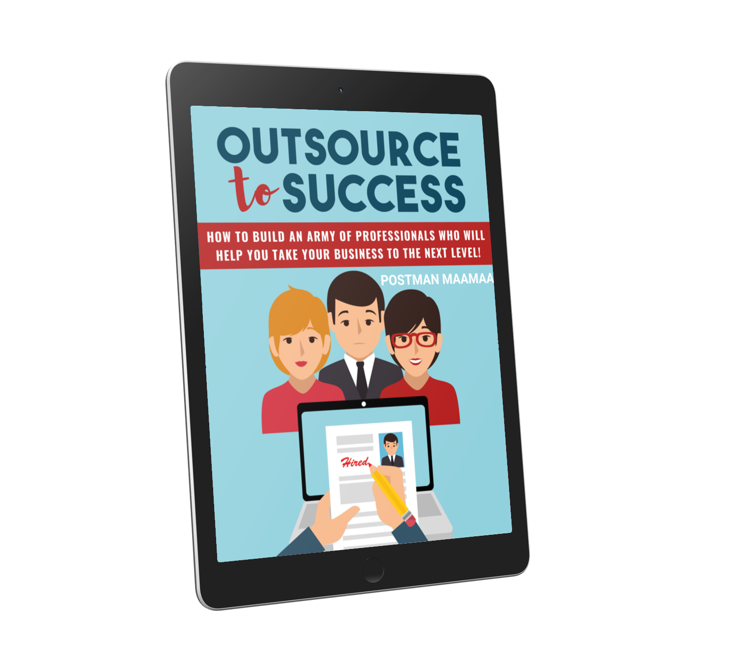 Special Bonus #6 – Outsource to Success