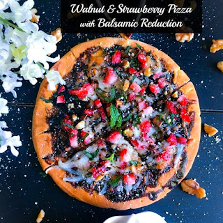 Walnut Sauce Pizza Recipes