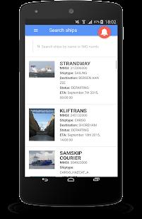 Timeline Mobile - náhled
