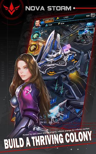 Nova Storm: Stellar Empire[Sci-Fi Cosmic Strategy] 0.10.10.30174 de.gamequotes.net 2