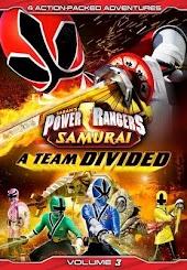 Power Rangers: Samurai Volume 3