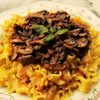 Sun Dried Tomato Mushroom Pasta Recipes
