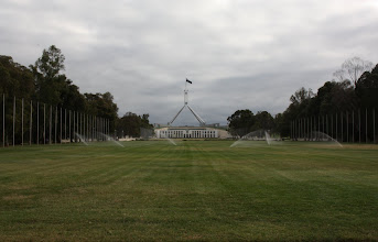 Photo: Year 2 Day 227 - Another View of Parliament House in Canberra