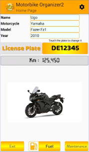 Motorbike Organizer 2, Motorcycle and Maintenance 6.4.81 MOD + APK + DATA Download 1