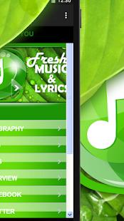 Eraserheads fresh Songs & Lyrics. - náhled
