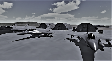 Modern Aircraft Strike APK screenshot thumbnail 4