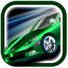 Speed Car Race - for kids icon