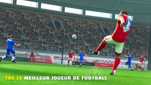 Champion du tournoi de soccer mondial de grève APK MOD – ressources Illimitées (Astuce) screenshots hack proof 1