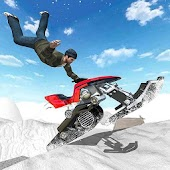 Snow Bike Extreme Racing Party