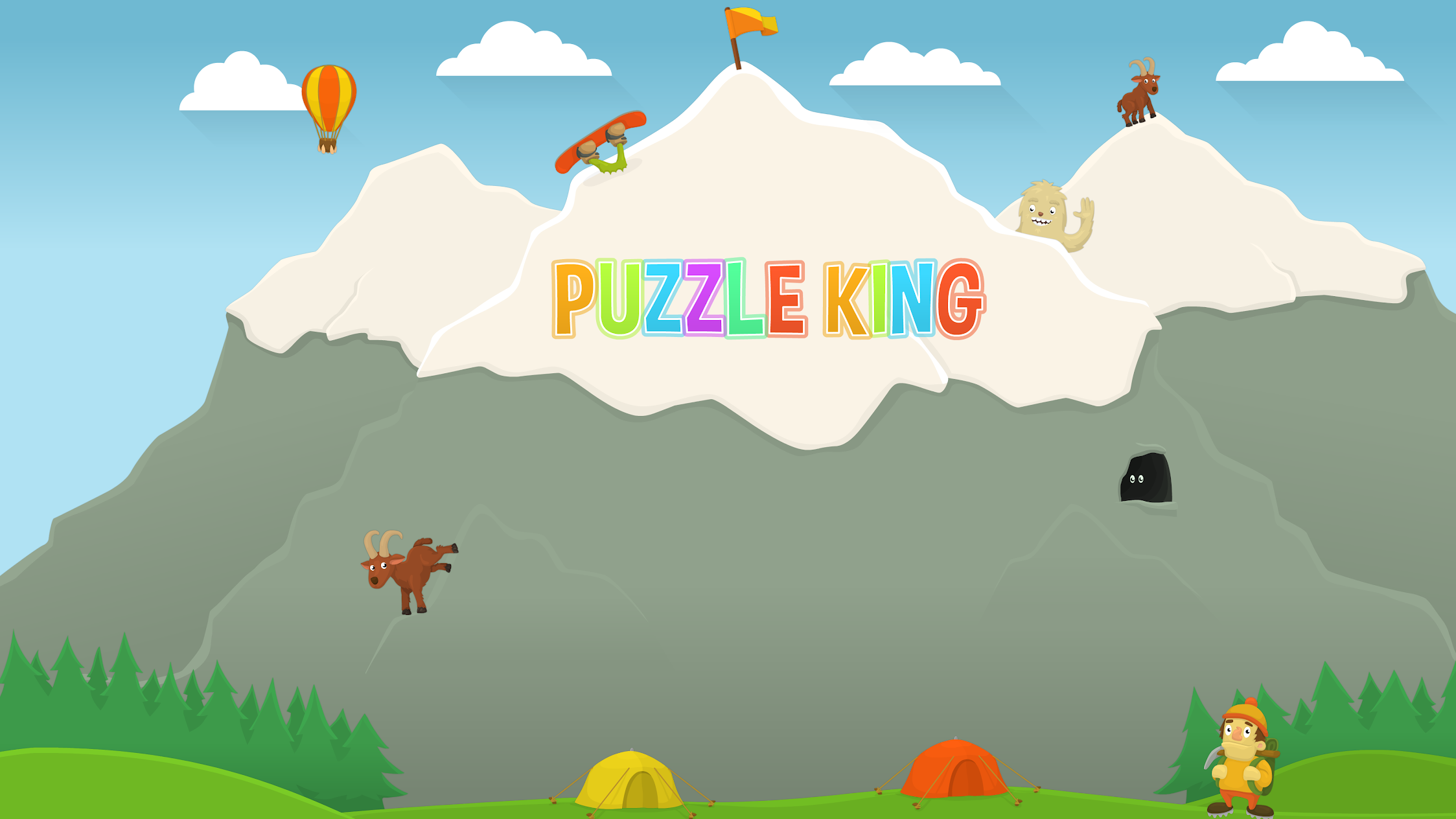 Puzzle King AB
