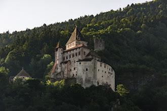 Photo: Trostburg to jeden z ciekawszych zamków Tyrolu południowego.