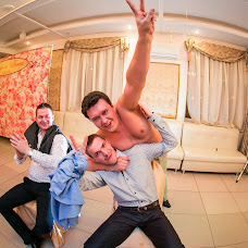 Wedding photographer Sergey Zhegalov (ZhegalovS). Photo of 19.02.2015