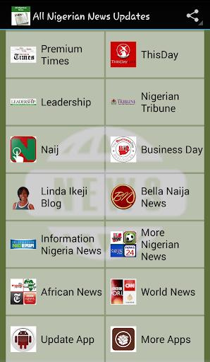 All Nigerian News Updates