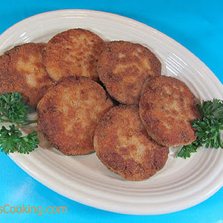 Grandma's Salmon Patties.