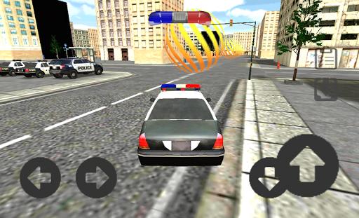 Police Car Sniper 2