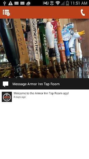 Armor Inn Tap Room