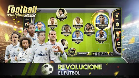 Football Revolution 2018 APK 1