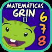 Matemáticas con Grin II 678 APK