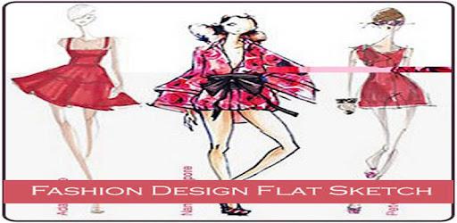 Descargar Bosquejo Plano Del Diseno De La Manera Para Pc Gratis Ultima Version Com Fashiondesignflatsketch Nidaapps