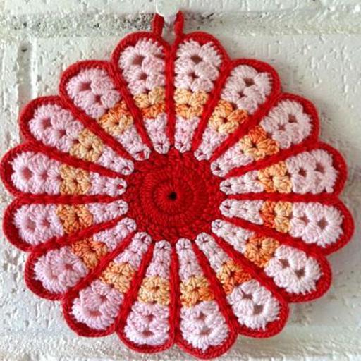 Crochet Pattern Mats