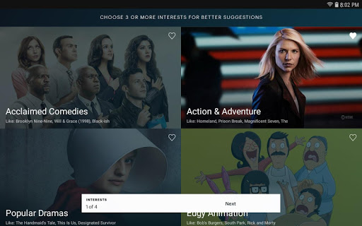 Hulu: Stream TV shows & watch the latest movies screenshot 8