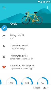 Google Calendar APK screenshot thumbnail 3