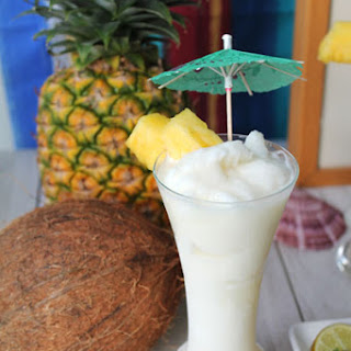 The Best Ever Pina Colada.
