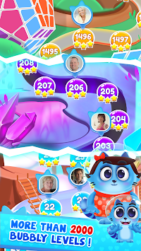 Space Cats Pop - Bubble Shooter Kitty Kitten Game