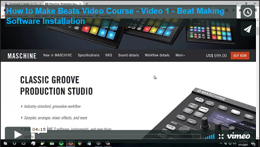 Watch Our Beatmaking Tutorial