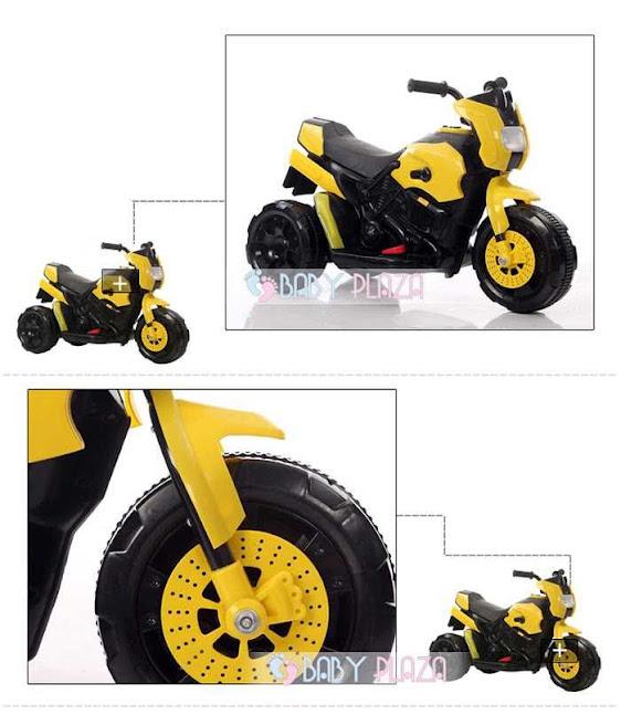 Xe máy điện cho bé HW-518 (8819)