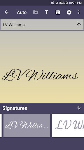 Signature Creator 6.0.2 screenshots 3