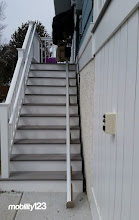 Photo: Bruno Elite Outdoor Stairlift