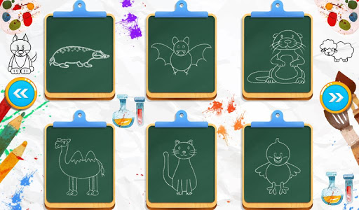 Learn To Draw Animal For Kids v1.0.2