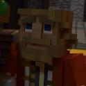 Fallen Kingdom MCPE Parody icon