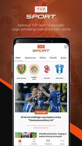 TVP Sport screenshot 1