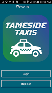 Tameside Taxis- screenshot thumbnail