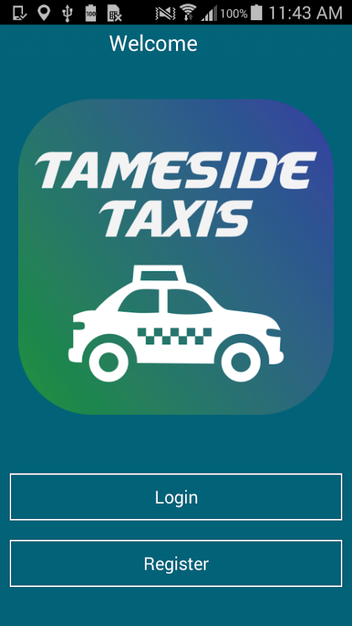 Tameside Taxis- screenshot