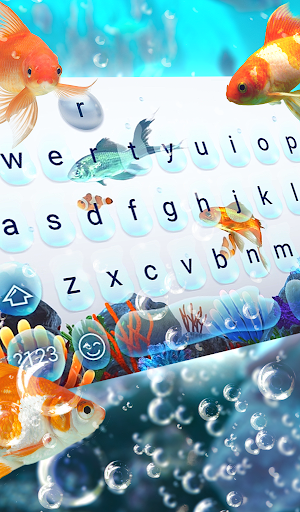 Aquarium Animated Keyboard Live Wallpaper By Keyboard Background For Android Apps Google Play United States Searchman App Data Information