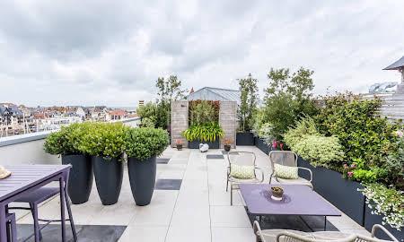 luxe avec terrasse basse normandie