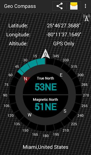 Geo Compass Pro v2.0