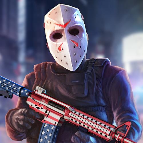 Armed Heist: TPS 3D Sniper shooting gun games(Mod) 1.1.24
