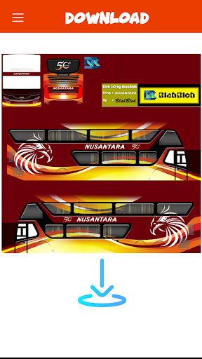 Livery Bussid Lorena 3.4 screenshots 6