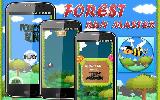 Forest Run Master