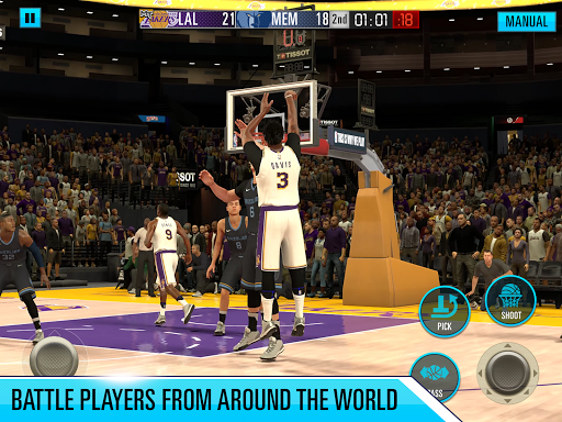 NBA 2K Mobile Basketball 2.10.0.4880679 screenshots 7