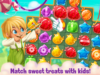 Bits of Sweets: Match 3 Puzzle- screenshot thumbnail