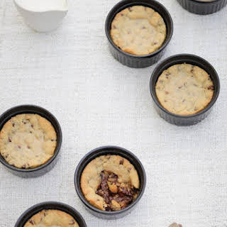 Chocolate Chip Cookie Dough Pots.